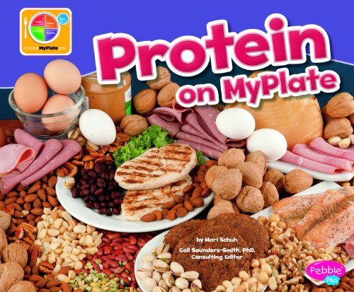 9781429694209: Protein on MyPlate (What's on MyPlate?)