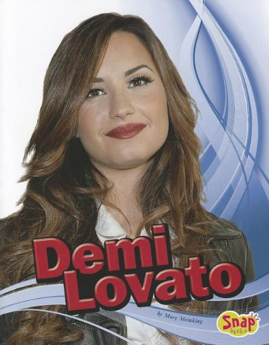9781429694544: Demi Lovato (Star Biographies)
