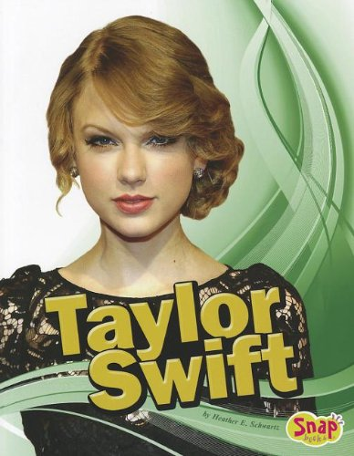 9781429694681: Taylor Swift (Star Biographies)
