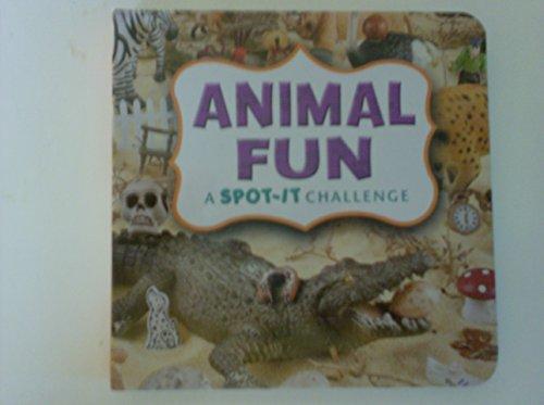 Animal Fun (A Spot-it Challenge)