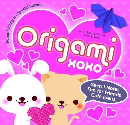 9781429698528: Origami XOXO (Secret Origami)