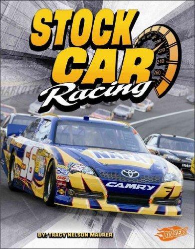 9781429699976: Stock Car Racing (Super Speed)