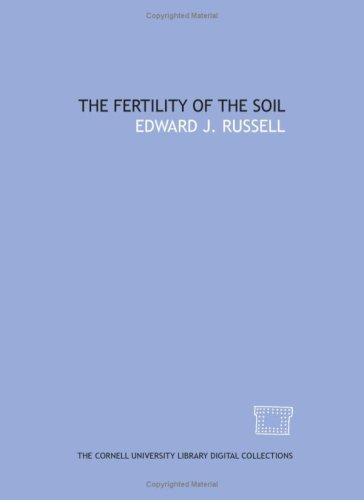 9781429761420: The fertility of the soil