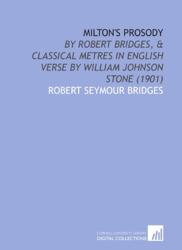 robert seymour bridges