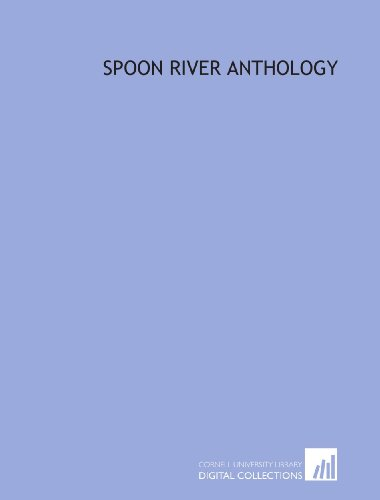 9781429783842: Spoon River anthology