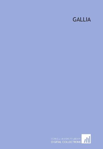 9781429791786: Gallia