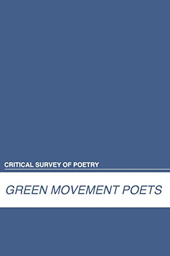 9781429836517: Green Movement Poets (Critical Survey of Poetry (Salem)) (Critical Survey of Poetry, Fourth Edition)