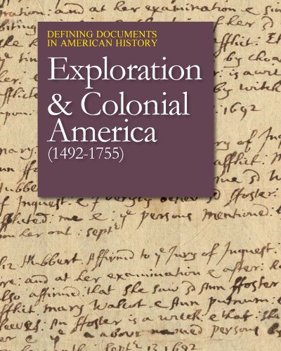 9781429837019: Exploration and Colonial America (1492-1755) (Defining Documents in American History)