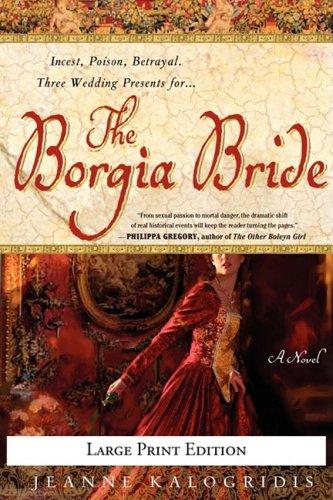 9781429943215: Borgia Bride, The