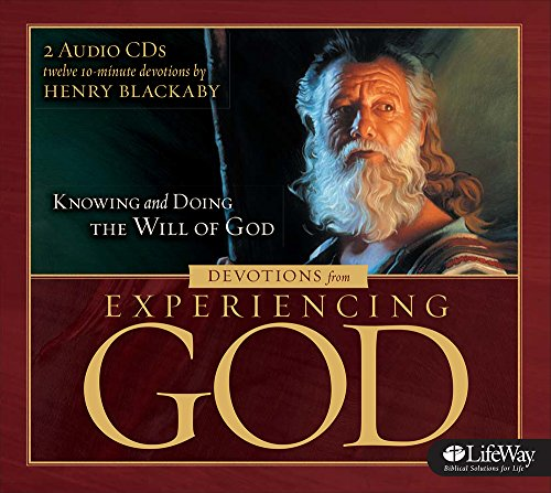 Experiencing God - Audio Devotional CD Set (1430030631) by Henry T. Blackaby; Claude V. King
