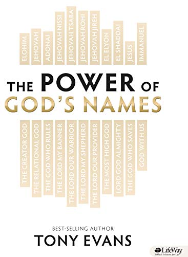 9781430031451: The Power of God's Names - Member Book