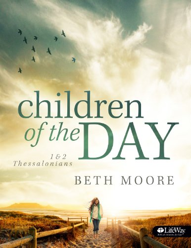 9781430032250: Children of the Day: 1 & 2 Thessalonians- Leader Book