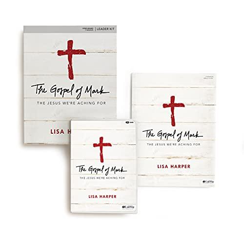The Gospel of Mark Leader Kit: The Jesus We're Aching For: Lisa Harper