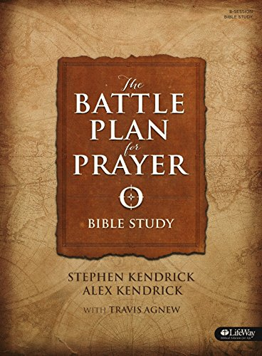 9781430040453: The Battle Plan for Prayer - Bible Study Book
