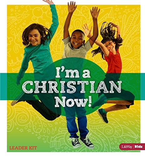 9781430042761: I'm a Christian Now (DVD Leader Kit)