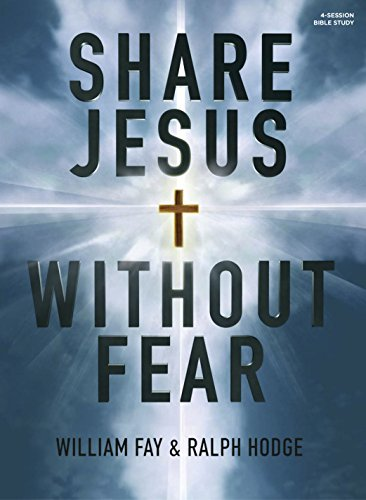 9781430053569: Share Jesus Without Fear - Bible Study Book