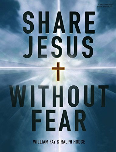 9781430053606: Share Jesus Without Fear Leader Kit