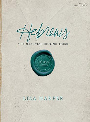 9781430053637: Hebrews Leader Kit: The Nearness of King Jesus