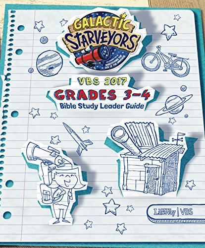 9781430059929: VBS 2017 Grades 3-4 Bible Study Leader Guide