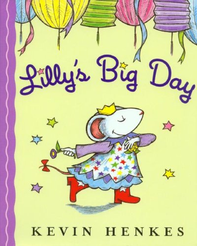 9781430100300: Lilly's Big Day-( Book & CD)