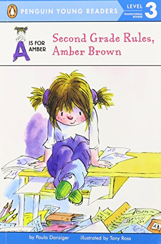 9781430100737: Second Grade Rules, Amber Brown with CD