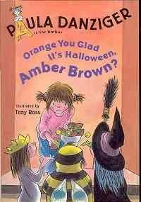 9781430100836: Orange You Glad It's Halloween, Amber Brown? (Amber Brown (Live Oak Audio))