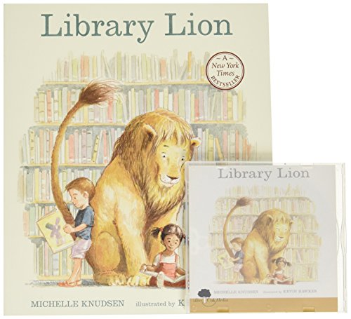 9781430102915: Library Lion [With Paperback Book]