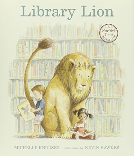 9781430102922: Library Lion (1 Hardcover/1 CD)