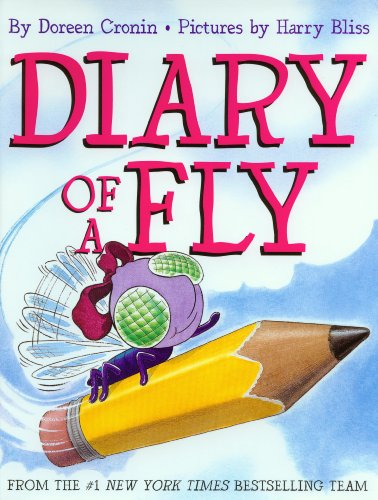 9781430104070: Diary of a Fly [With Book]