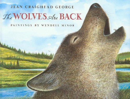 9781430105947: The Wolves Are Back [With Hardcover Book(s)]