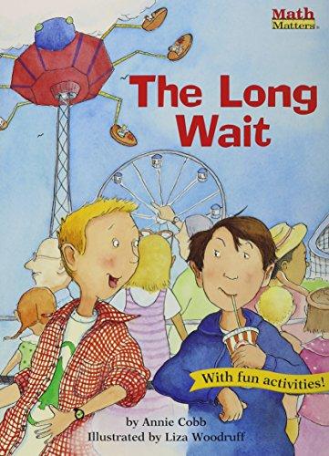 9781430106456: Long Wait, the (1 Paperback/1 CD) (Math Matters)