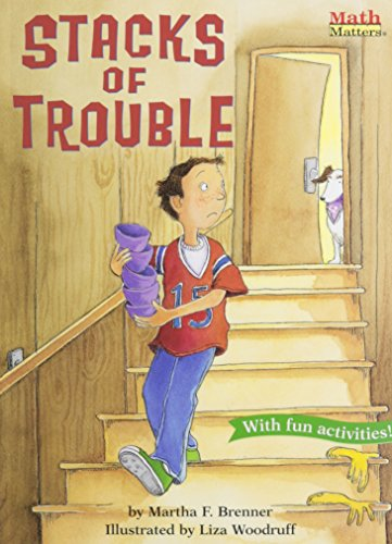 9781430106593: Stacks of Trouble with CD (Math Matters (Live Oaks Media))