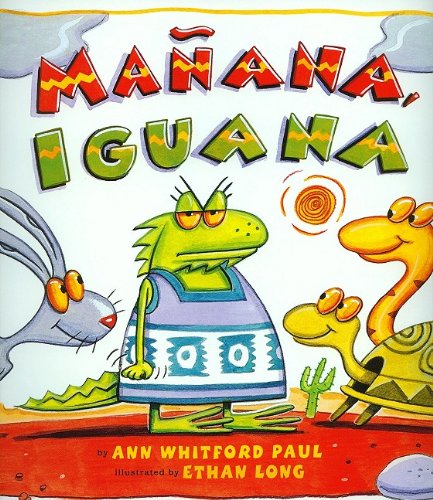 9781430107156: Manana, Iguana
