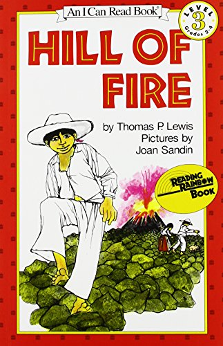 9781430108146: Hill of Fire (An I Can Read Book Level 3)