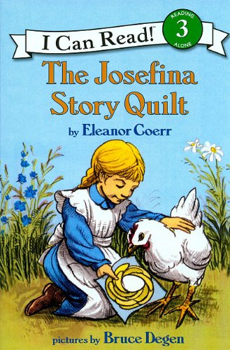 9781430108160: The Josefina Story Quilt (1 Paperback & 1 CD) (I Can Read!, Level 3)