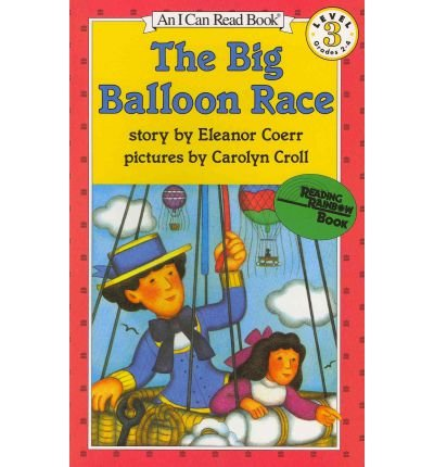 9781430108207: The Big Balloon Race