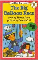 9781430108207: Big Balloon Race, the with CD (I Can Read! - Level 3)