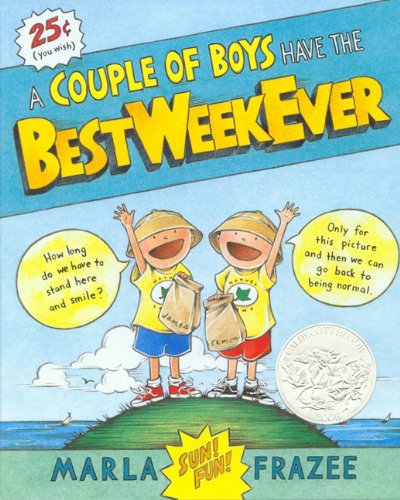 9781430108481: A Couple of Boys Have the Best Week Ever [With Hardcover Book(s)]