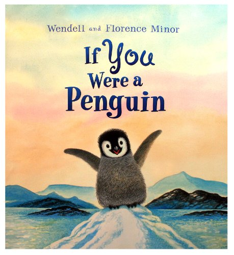 9781430108641: If You Were a Penguin [With Hardcover Book(s)]