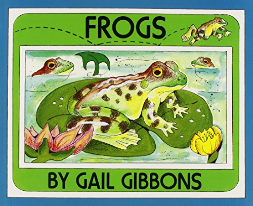 9781430109471: Frogs (Book & CD)