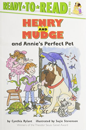 9781430109662: Henry and Mudge and Annie's Perfect Pet (Henry and Mudge: Ready to Read Level Two)