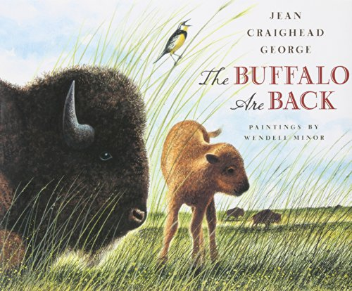 9781430109785: Buffalo Are Back, the (1 Hardcover/1 CD)