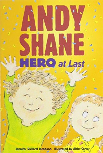 9781430110071: Andy Shane, Hero at Last