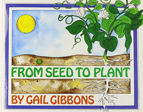 9781430110798: From Seed to Plant (1 Paperback book/1 CD)