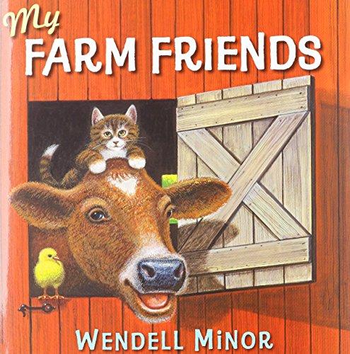9781430110965: My Farm Friends (1 Hardcover/1 CD)