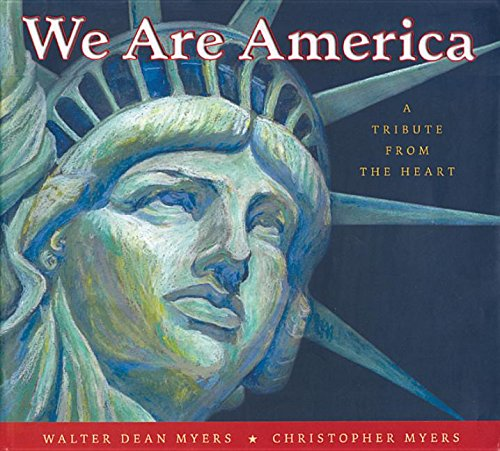 9781430111139: We Are America: A Tribute from the Heart (4 Paperbacks/1 CD)