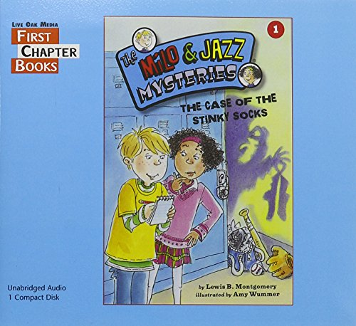 9781430111993: The Case of the Stinky Socks (The Milo and Jazz Mysteries)