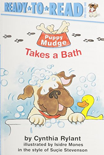 9781430114208: Puppy Mudge Takes a Bath (Ready to Ready, Pre-level One)