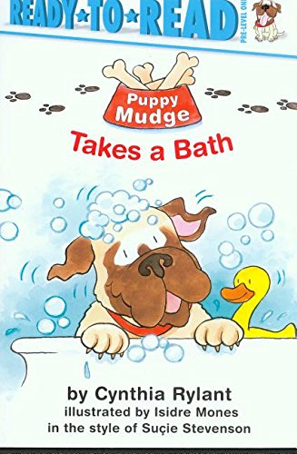 9781430114215: Puppy Mudge Takes a Bath with CD (Ready-To-Read: Pre-Level 1)