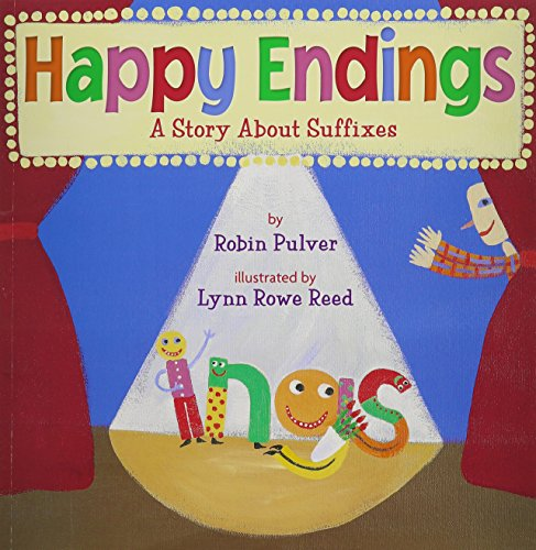 9781430114338: Happy Endings (1 Paperback/1 CD): A Story about Suffixes